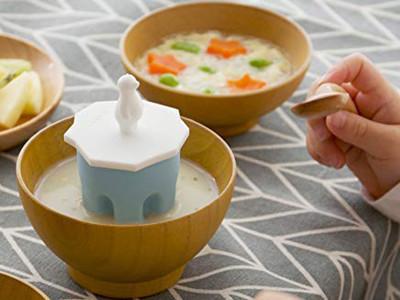 スープなどに直接入れるだけ