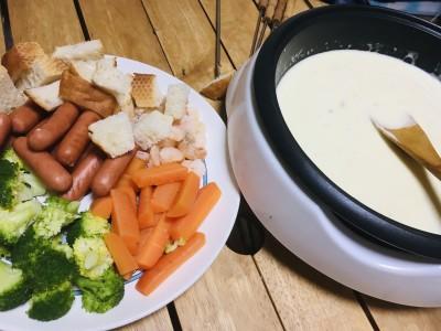 家庭で気軽に楽しめるチーズフォンデュ