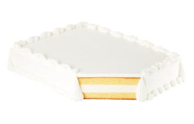 ハーフシートケーキ