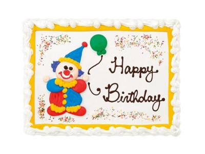 ピエロケーキClownCake商品番号16873-Clown