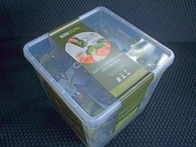 コストコの小分けオリーブオイル「ALCALAminioliva(アルカラミニオリーバ)エキストラバージンオリーブオイル」