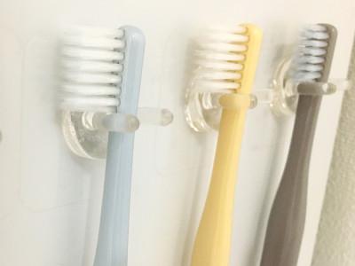 セリアの歯ブラシホルダー