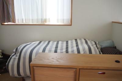 無印のベッド