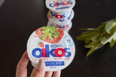 「オイコス」ストロベリー味