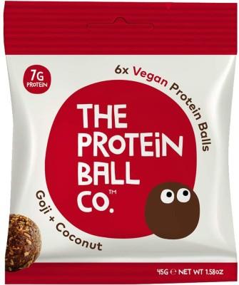 ヴィーガンプロテインボール ゴジココナッツ:タンパク質10g/156cal
